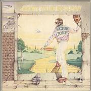 Elton John Goodbye Yellow Brick Road UK 2-LP vinyl set