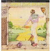 Elton John Goodbye Yellow Brick Road - dbx USA 2-LP vinyl set