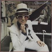 Click here for more info about 'Elton John - Greatest Hits - Red Vinyl'