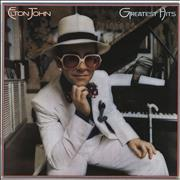 Click here for more info about 'Elton John - Greatest Hits - Translucent Vinyl'