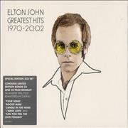 Click here for more info about 'Elton John - Greatest Hits 1970-2002'