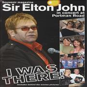 Click here for more info about 'Elton John - In Concert At Portman Road'