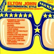 Click here for more info about 'Elton John - Instrumental Style'