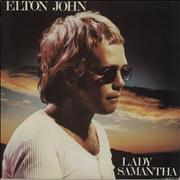 Click here for more info about 'Elton John - Lady Samantha'