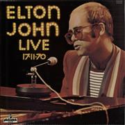 Click here for more info about 'Elton John - Live 17.11.70'