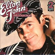 Click here for more info about 'Elton John - 'Live' Collection'