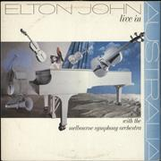 Click here for more info about 'Elton John - Live In Australia - EX'