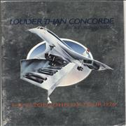 Click here for more info about 'Elton John - Louder Than Concorde'