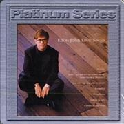 Click here for more info about 'Elton John - Love Songs - Platinum Series Tin'