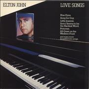 Click here for more info about 'Elton John - Love Songs'