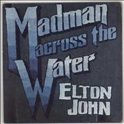 Click here for more info about 'Elton John - Madman Across The Water - Purple Vinyl'