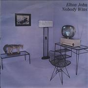 Click here for more info about 'Elton John - Nobody Wins + Sleeve'