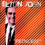 Click here for more info about 'Elton John - Princess'