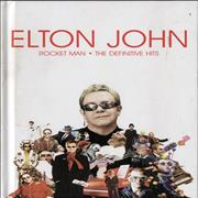 Click here for more info about 'Elton John - Rocket Man - The Definitive Hits'