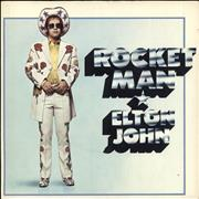 Click here for more info about 'Elton John - Rocket Man - P/S'