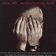 Click here for more info about 'Elton John - Sacrifice / Healing Hands'