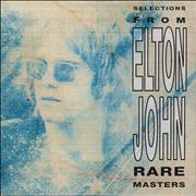 Click here for more info about 'Elton John - Selections From Rare Masters/The Elton John Collection'