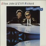 Click here for more info about 'Elton John - Slow Rivers - Cliff Richard'
