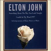 Click here for more info about 'Elton John - Something About The Way You Look Tonight'