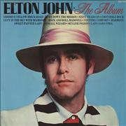 Click here for more info about 'Elton John - The Album'