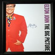 Click here for more info about 'The Big Picture - autographed'