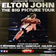 Click here for more info about 'Elton John - The Big Picture Tour'