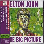 Click here for more info about 'Elton John - The Big Picture'