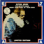 Click here for more info about 'Elton John - The Bitch Is Back / Grow Some Funk Of Your Own'