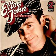 Click here for more info about 'Elton John - The Elton John Live Collection'