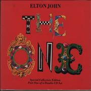 Click here for more info about 'Elton John - The One - CD1 - Digipak'