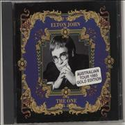 Click here for more info about 'Elton John - The One'