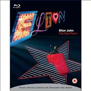 Click here for more info about 'Elton John - The Red Piano'
