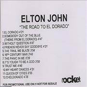 Click here for more info about 'Elton John - The Road To El Dorado'