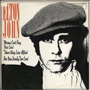 Click here for more info about 'Elton John - The Thom Bell Sessions - Gold Stamp'