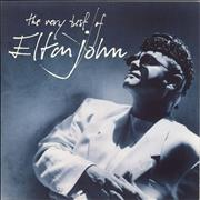 Click here for more info about 'Elton John - The Very Best Of Elton John - EX'