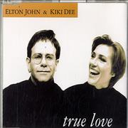 Click here for more info about 'Elton John - True Love - CD 2'