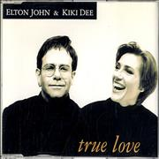 Click here for more info about 'Elton John - True Love'