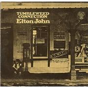 Elton John Tumbleweed Connection Portugal vinyl LP