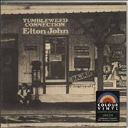 Click here for more info about 'Elton John - Tumbleweed Connection - 50th Anniversary - Green Vinyl + Slipmat'