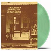 Click here for more info about 'Tumbleweed Connection - 180gm Green Vinyl - Sealed'