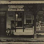 Click here for more info about 'Elton John - Tumbleweed Connection - Grey - EX'