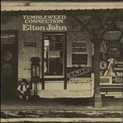 Click here for more info about 'Elton John - Tumbleweed Connection - Red & Grey'