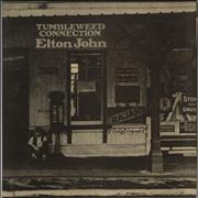 Click here for more info about 'Elton John - Tumbleweed Connection - Red - No booklet'