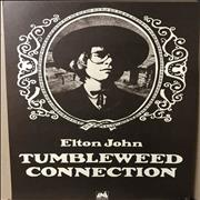 Click here for more info about 'Elton John - Tumbleweed Connection Lithograph'