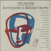 Elton John Two Rooms Netherlands 2-LP vinyl set