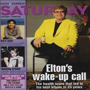 Click here for more info about 'Elton John - West Coast Songs + Magazine'