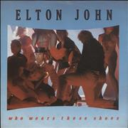 Click here for more info about 'Elton John - Who Wears These Shoes? - Remix Version'
