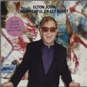 Click here for more info about 'Elton John - Wonderful Crazy Night - Deluxe Edition'