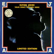 Click here for more info about 'Elton John - Your Song / Border Song'