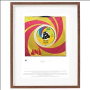 Click here for more info about 'Elton John - Your Song - SuperSizeArt Numbered Print'